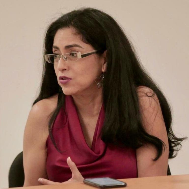 Dra. Rosario Rogel-Salazar