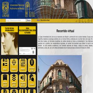 Recorrido virtual de la casa universitaria de libro for Casas modernas recorrido virtual