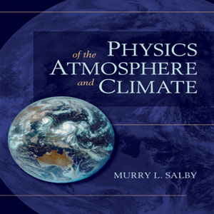 Imagen sobre Physics of the atmosphere and climate