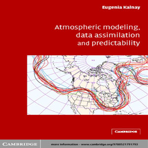 Imagen sobre Atmospheric modeling, data assimilation and predictability